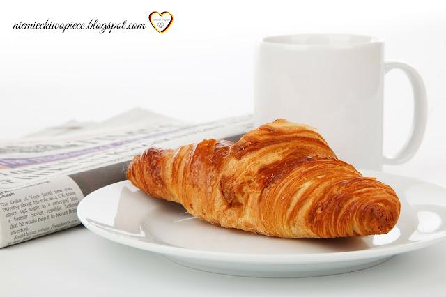 Das Frühstück - czyli niemieckie śniadanie