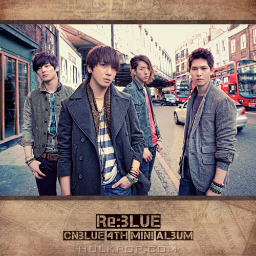 CNBLUE – Re:BLUE – EP (ITUNES PLUS AAC M4A)