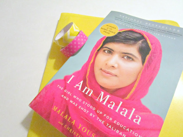 I Am Malala | Book Review from Courtney's Little Things