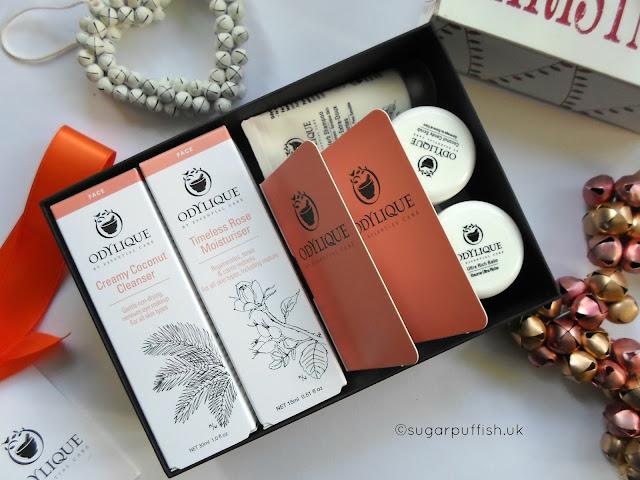 Odylique Selection Box Gift Set