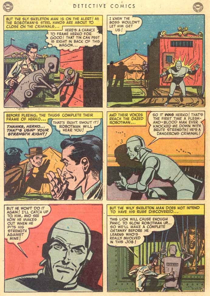 Read online Detective Comics (1937) comic -  Issue #159 - 30