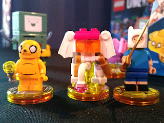 LEGO Dimensions Video Game Fall 2016 Preview Adventure Time