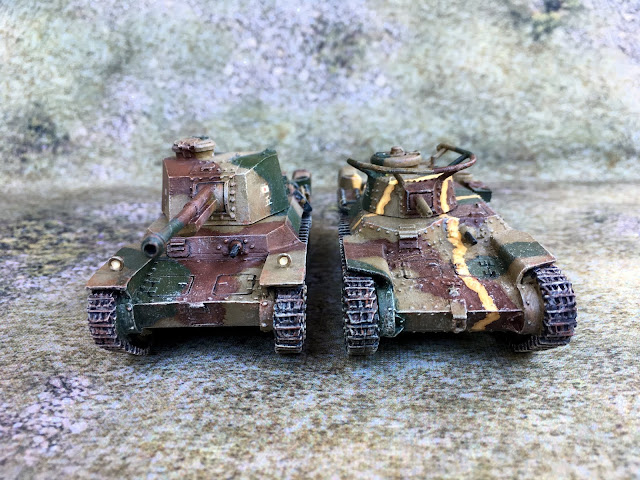 Warlord Games Imperial Japanese Army Type 3 Chi-Nu Tank
