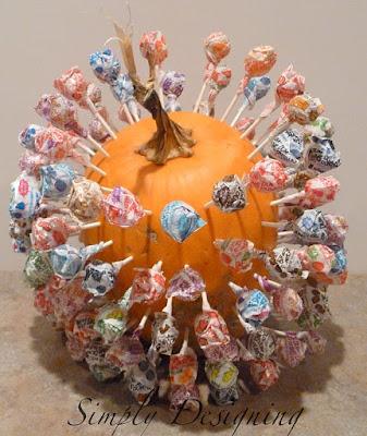Lollipop Pumpkin 01 Lollipop Pumpkin 9