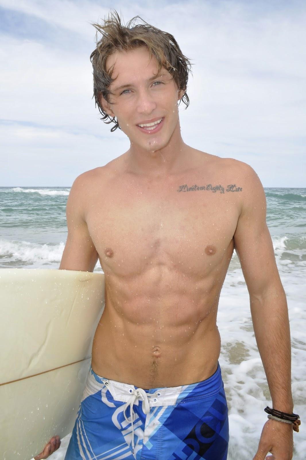 All Australian Boys all australian boys: can this body be any hotter?