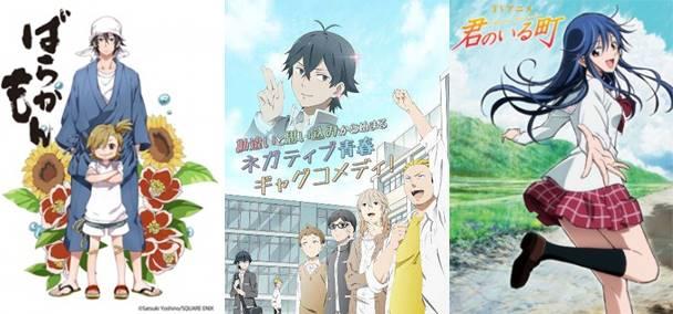 Rekomendasi Anime Slice of Life Terbaik dengan Rating Tinggi