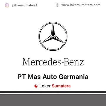 Lowongan Kerja Pekanbaru, PT Mas Auto Germania Juli 2021
