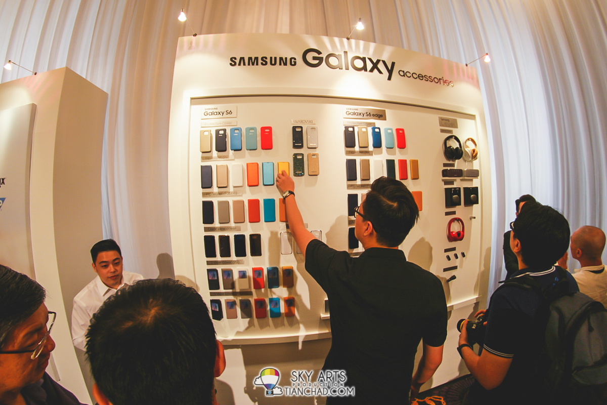 Wide selection of Samsung Galaxy Accessories