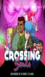 Crossing Souls cover - Crossing Souls-PLAZA