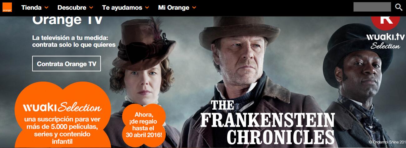 Todo sobre el mundo de los juegos online c mo ver orange for Ver mitele fuera de espana