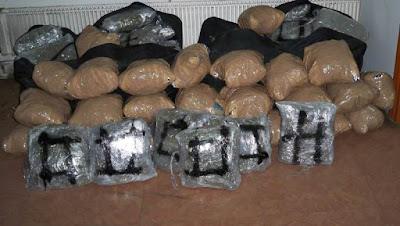 Εντοπίστηκαν σάκοι με 66 κιλά κάνναβης, στην Μηλιά Θεσπρωτίας