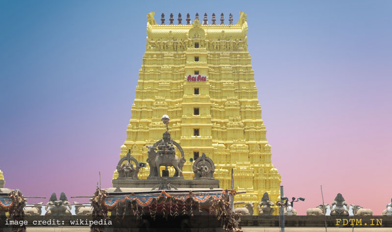 Ramanathaswamy Temple, Rameshwaram Tamil Nadu