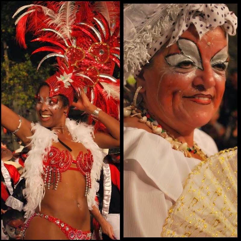 Carnaval. Desfile de Llamadas, Más que Lonja. 2010.