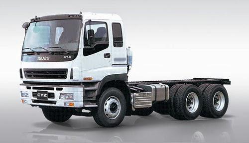 truck isuzu c series
