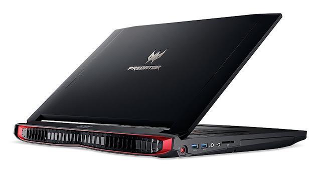 Acer Predator 17 Best Laptop for Gaming in 2017