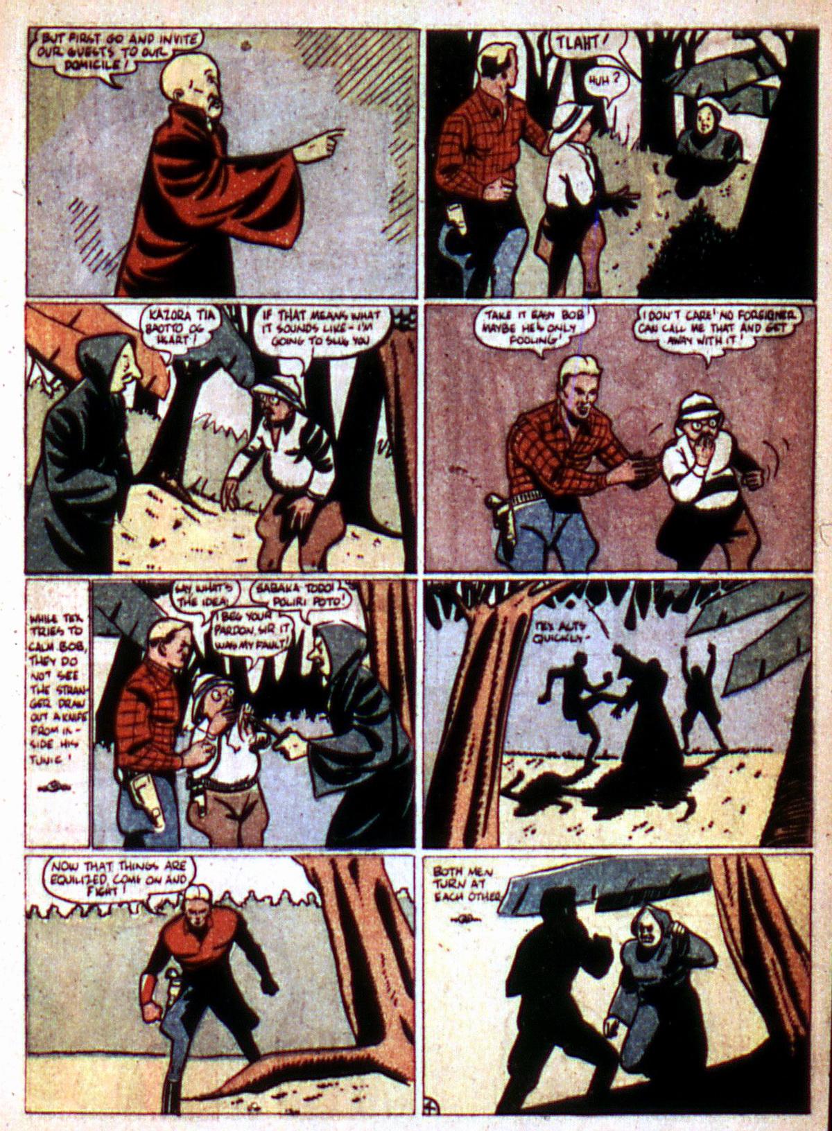 Action Comics (1938) 2 Page 38