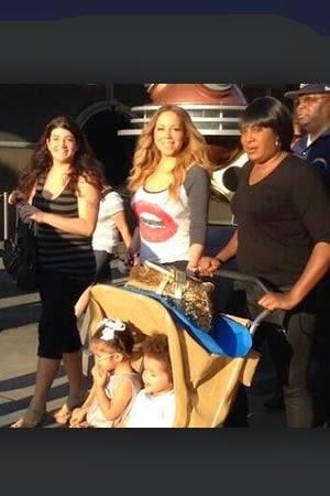Mariah Carey niega le deba dinero a su exniñera