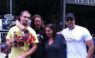 The Team At PLB Comics