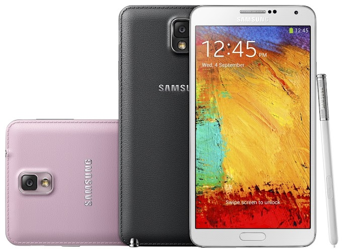 Samsung Galaxy Note 3 receives leaked Android 4.4 KitKat update