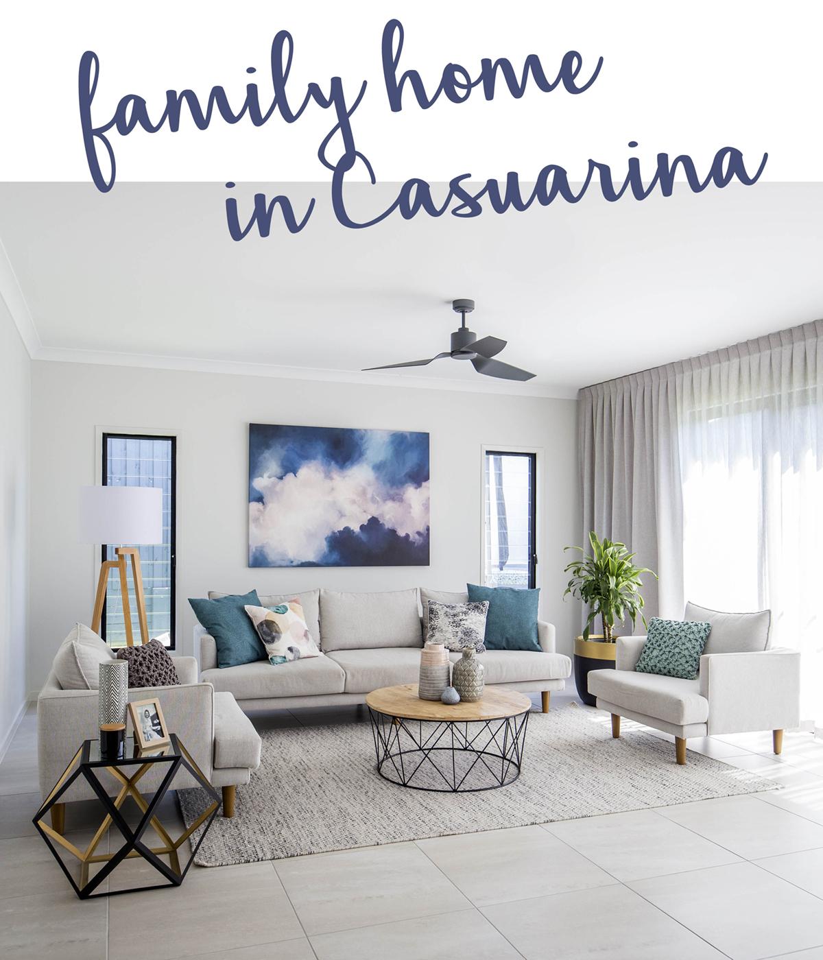 Family Home in Casuarina