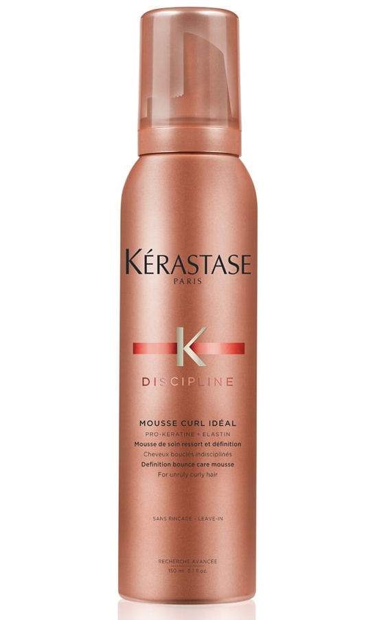 Kerastase Discipline Curl Ideal Ricci Domati Femminilita Indomabile Live In Beauty Blogzine By Valentina Madonia