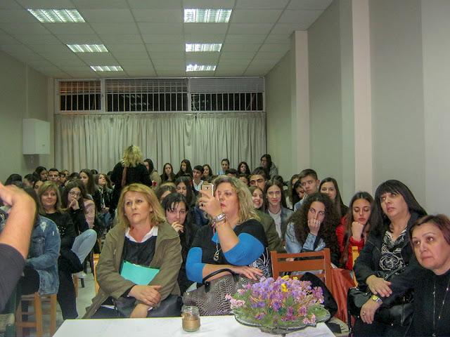Επίσκεψη του Γενικού Λυκείου Φλώρινας στο Λύκειο Ελληνίδων Άργους