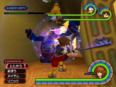 Kingdom Hearts (PS2) 2002