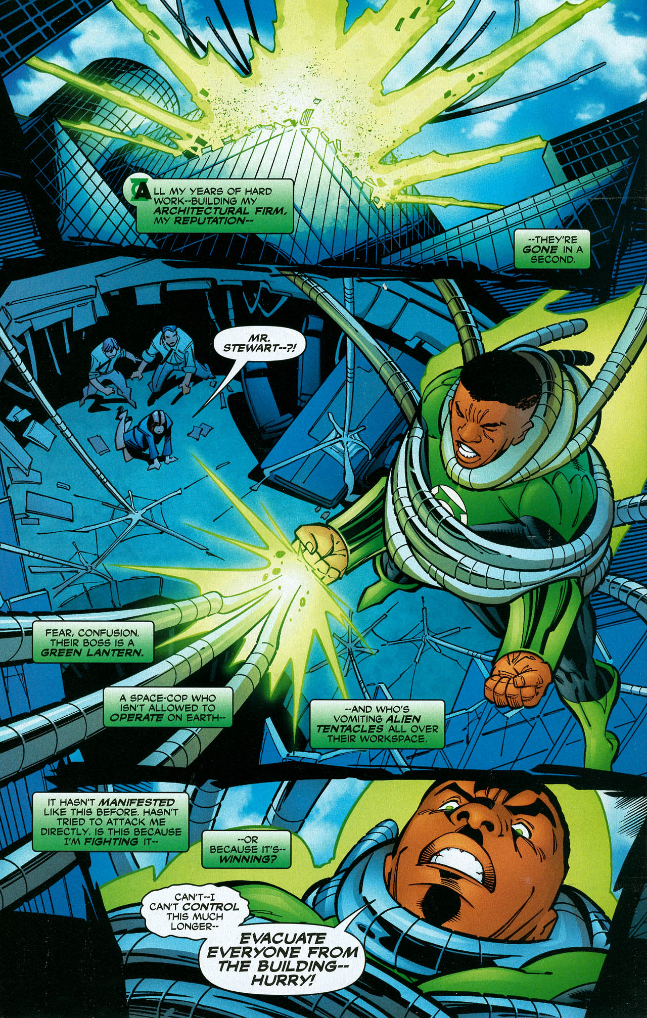 Read online Trinity (2008) comic -  Issue #21 - 26