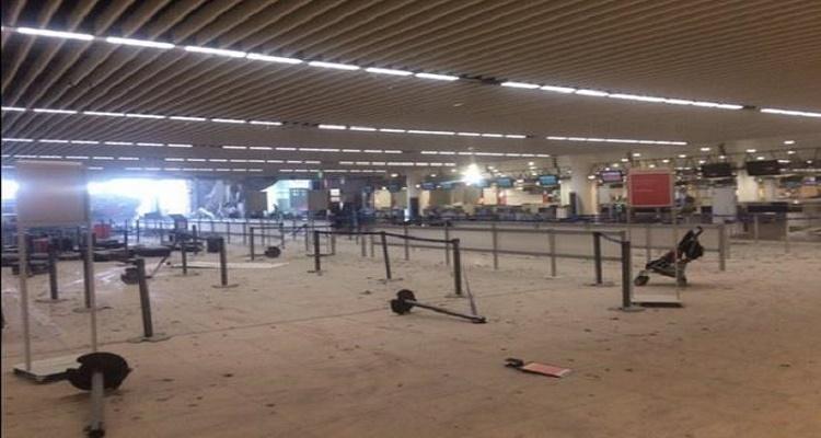 صحافي بلجيكي يروي تفاصيل مروعة عن انفجار محطة مترو ميلبيك ببلجيكيا