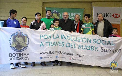 Encuentro Solidario en Lince RC