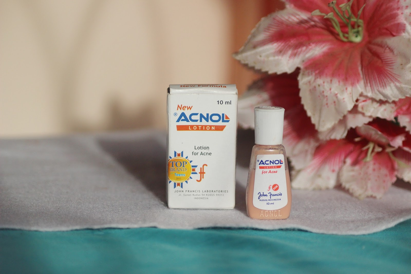 Apakah Acnol Lotion Bisa Menghilangkan Bekas Jerawat