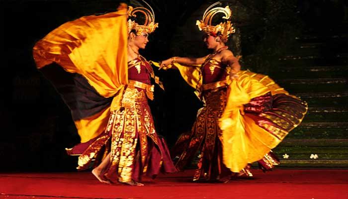 Tari Cendrawasih, Tarian Tradisional Dari Bali