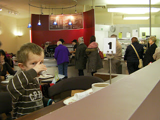 marks and spencer canteen portsmouth commercial road