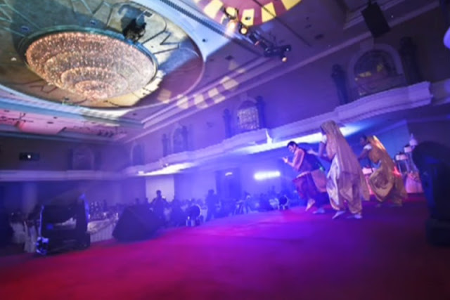 wedding indian dance performance