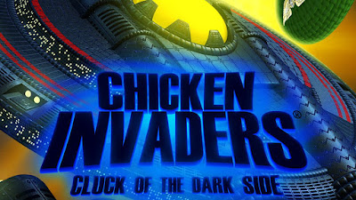 Download Chicken Invaders 5 - Cluck of the Dark Side (2014) Free