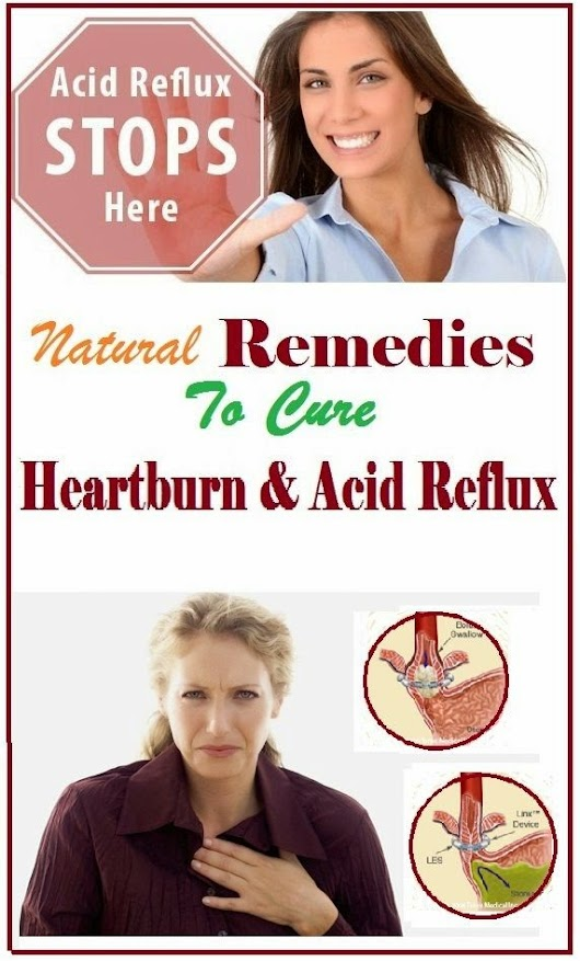 Natural Remedies for Acid Reflux | Home Remedies for Acid Reflux - Home Remedies