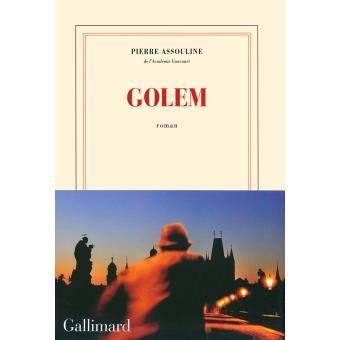 Échecs & Livre : Le Golem de Pierre Assouline