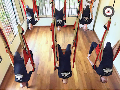 aerial yoga aero yoga teacher training