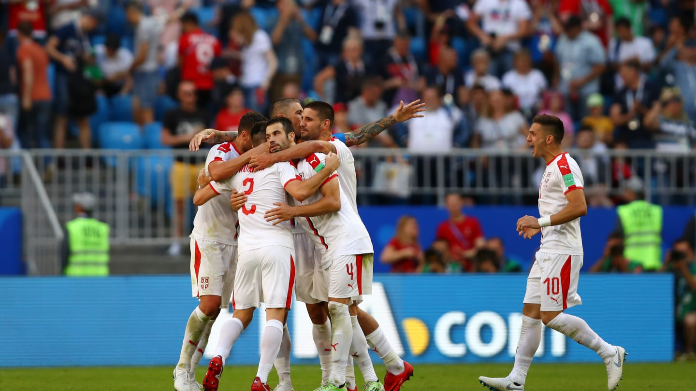 Sérvia 1 x 0 Costa Rica