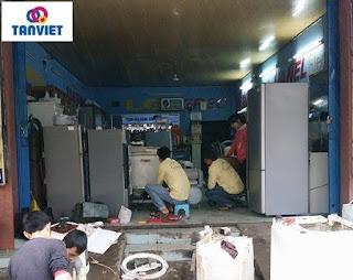 Sửa các bệnh của tủ lạnh tận nhà Thanh Hóa