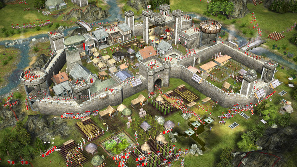 Stronghold 2 Steam Edition Free For PC