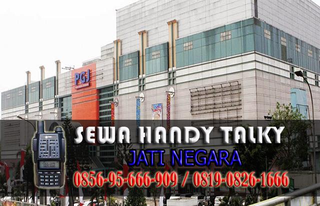 Pusat Sewa HT Jatinegara Pusat Rental Handy Talky Area Jatinegara