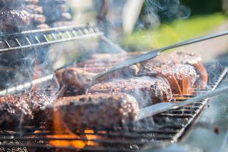 Nasehat dari alat panggang daging