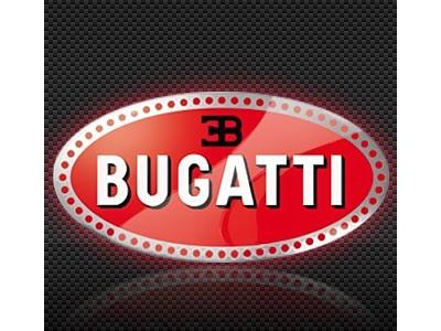 Car Logos 77 Bugatti Logo