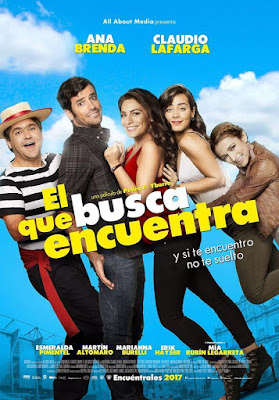 El Que Busca Encuentra 2017 DVD Custom NTSC Latino TS