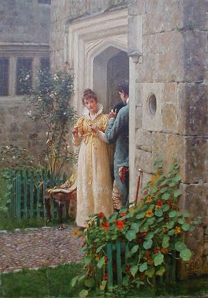 Courtship Edmund Blair Tea Leighton