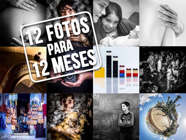 12 fotos para 12 meses - ed.2017