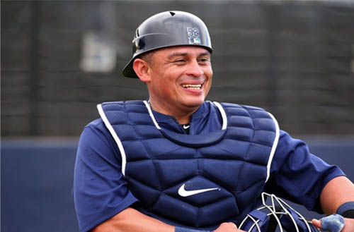 Carlos Ruiz returns to Philadelphia