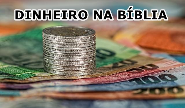 Dinheiro na Biblia