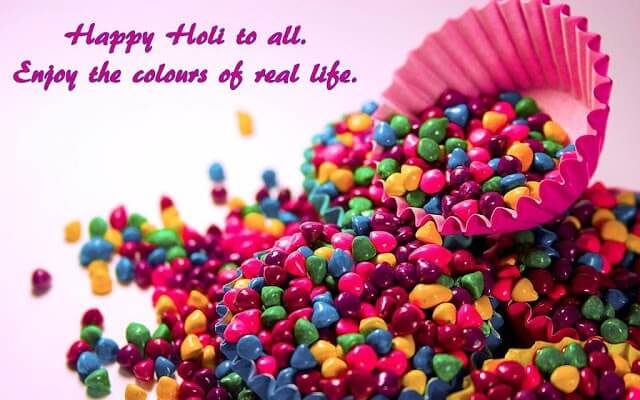 Holi Status Quotes Wishes Images